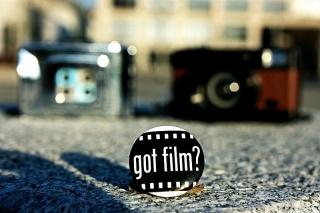 Bild des Tages 29.03.2011 - Got Film?
