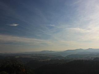 Bild des Tages 15.03.2011 - Elbsandsteingebirge