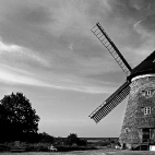 Windmühle auf Usedom