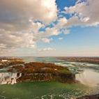 Panorama Niagara Fälle
