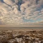 Wolken/Meer
