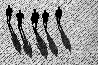 Bild des Tages 11.11.2010 - dead men walking