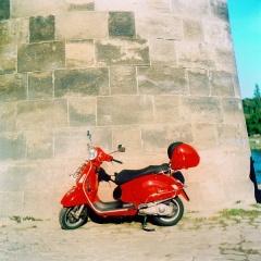 Bild des Tages 02.11.2010 - Der rote Baron
