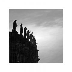 Bild des Tages 21.11.2010 - Wächter der Stadt