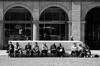 Bild des Tages 29.11.2010 - waiting
