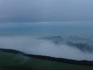 Bild des Tages 18.11.2010 - Nebelland Sächsische Schweiz