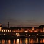 Bild des Tages 07.11.2010 - Skyline Dresdner Altstadt