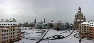 09.10.2010 - Dresden im Winter