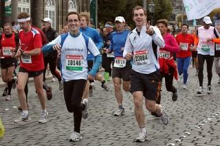 24.10.2010 - 12. Morgenpost Marathon