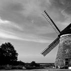 25.10.2010 - Windmühle auf Usedom