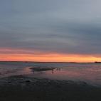 Sonnenuntergang Cape Cod