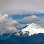 Vulkan bei Quito