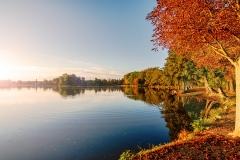 Moritzburg im Herbst