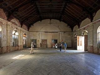 Bild des Tages 13.09.2011 - Lahmann Sanatorium - Speisesaal