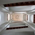 Treppenaufgang Stiftsbibliothek
