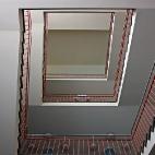 eckige Treppe