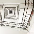 rechteckige Treppe 2