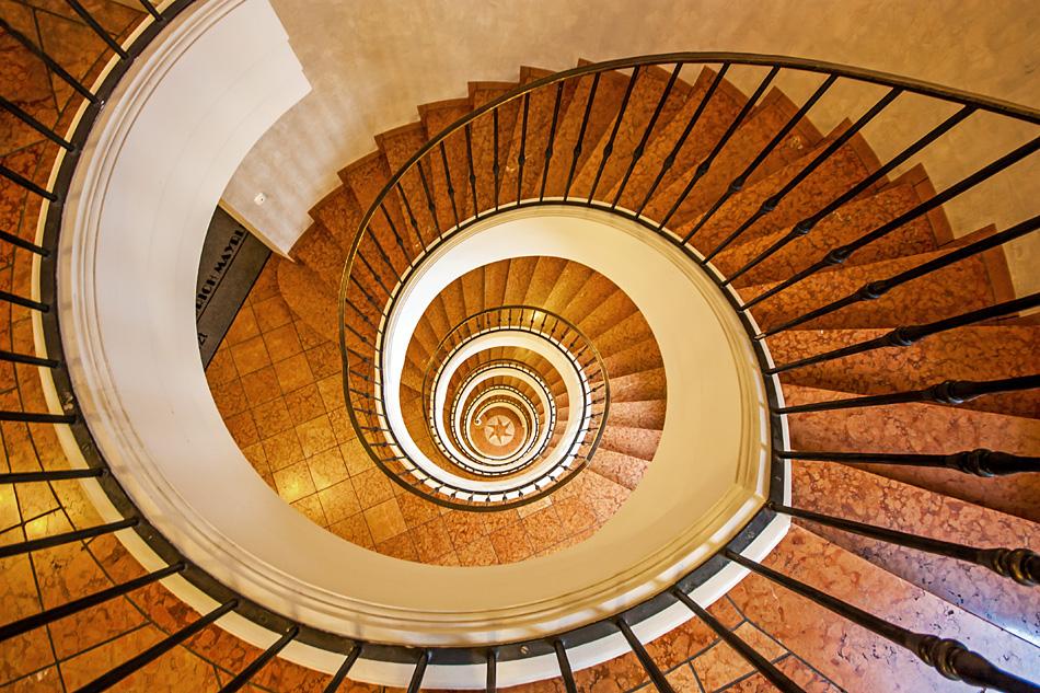 Treppen München kleine welt der fotografie