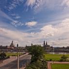 Silhouette der Altstadt