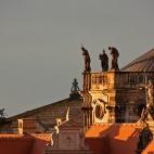 verwinkelte Dächer