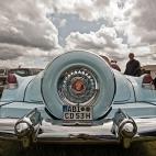 1953 Cadillac Eldorado backside