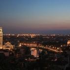 Verona am Abend