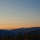 Sonnenuntergang White Mountains