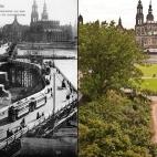 Umbau der Augustusbrücke