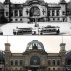 Hauptbahnhof Haupteingang