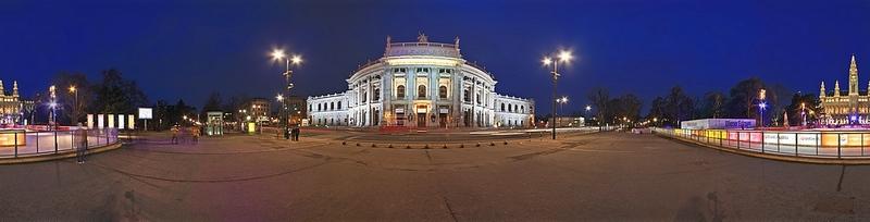 hofburgtheater rathaus klein