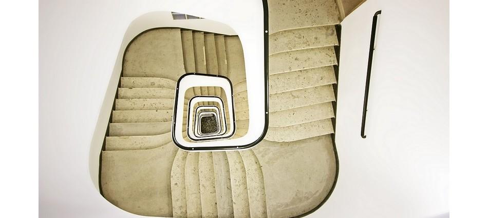 Treppen und Treppenhäuser