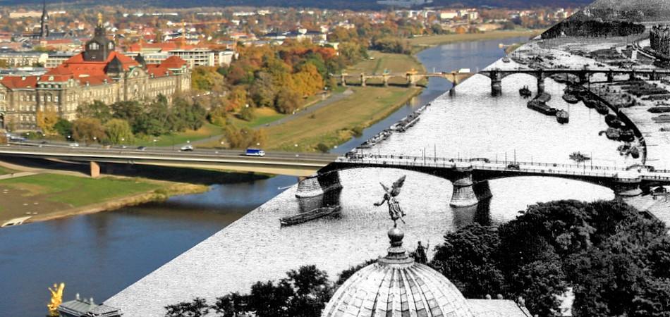 Dresden - eine Zeitreise