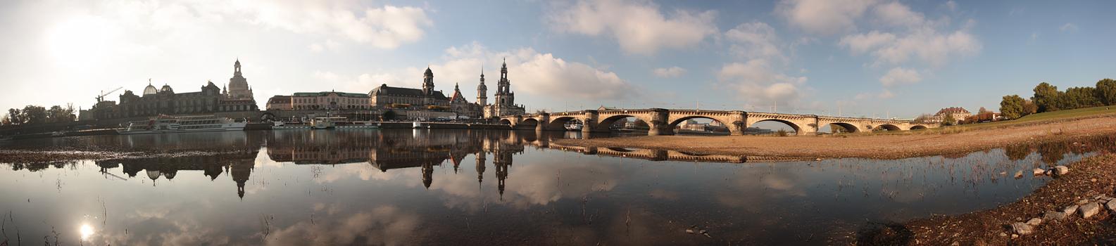 Dresden Panorama 2008