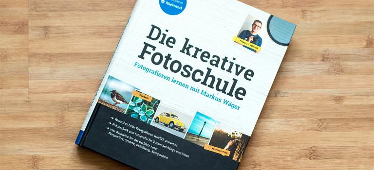 """Buchempfehlung """"Die kreative Fotoschule"""" von Rheinwerk"""