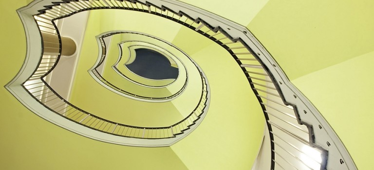Treppen richtig fotografieren